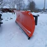Lumesahk 2,2m ja 2,6m, Keeratav hüdrauliliselt mõlemale poole